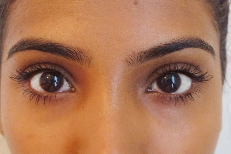 Naturally Well-Defined Eyelashes Routine!