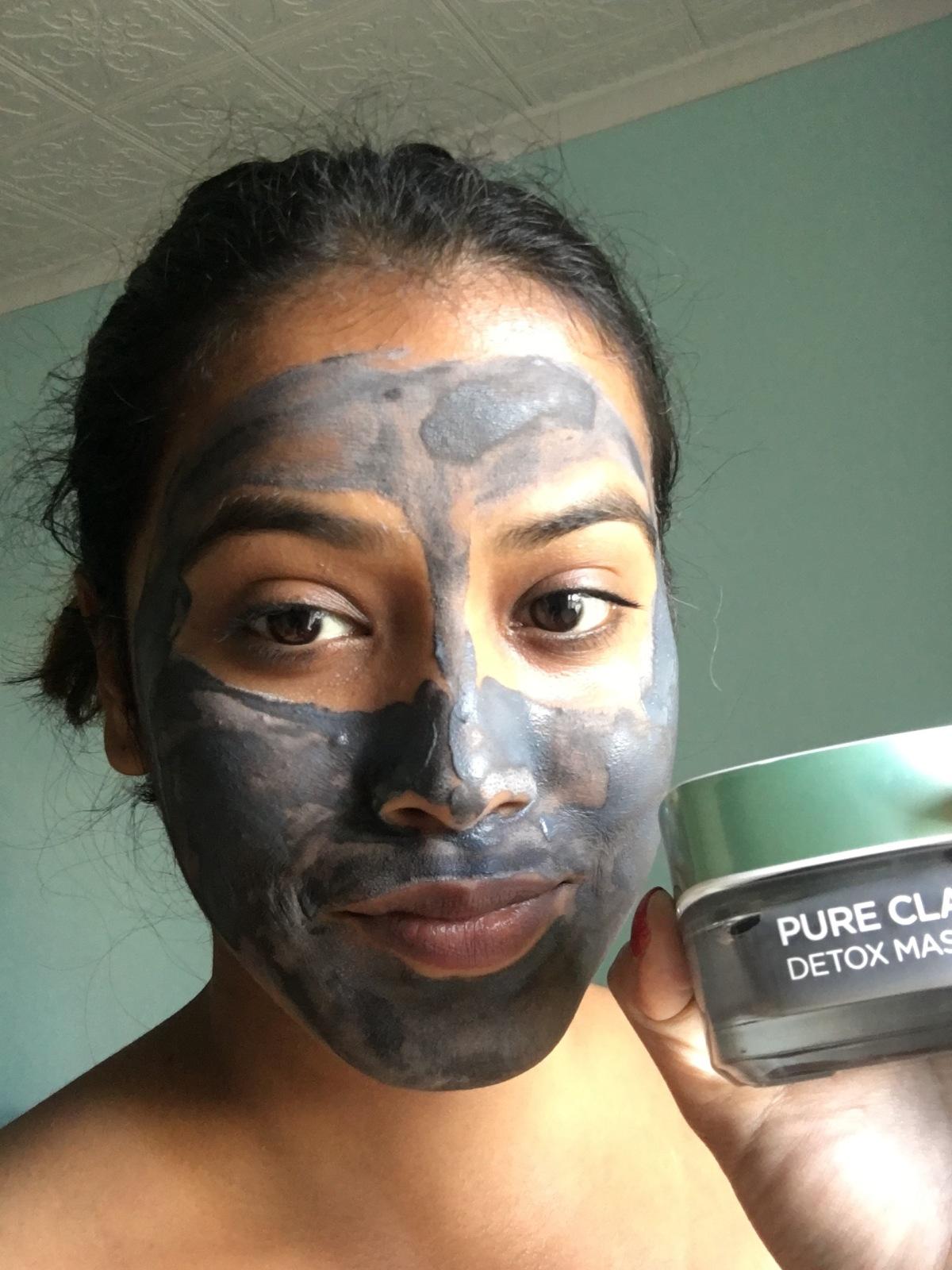 L'Oréals – New Pure Clay Detox MaskReview.