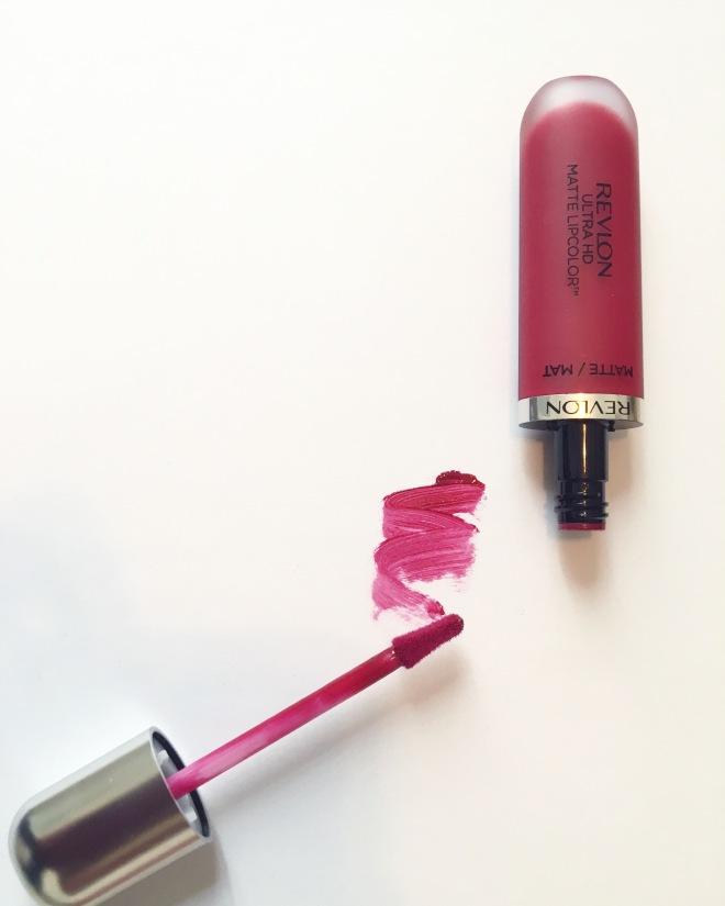 Revlon Liquid Matte Lipstick!