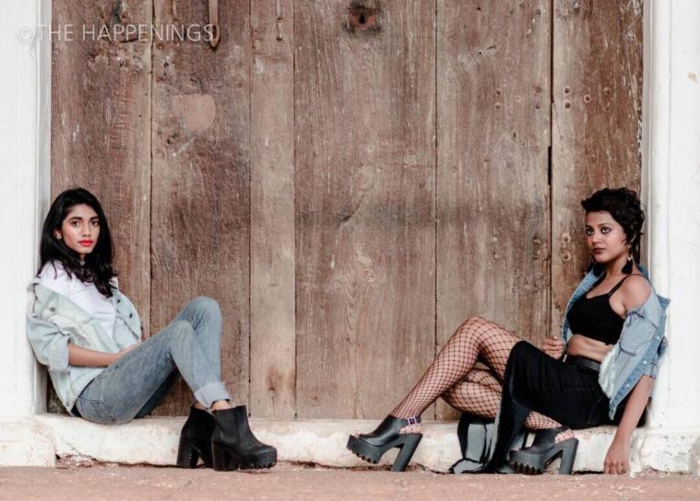reinvent jeans tutorial - chai & lipstick