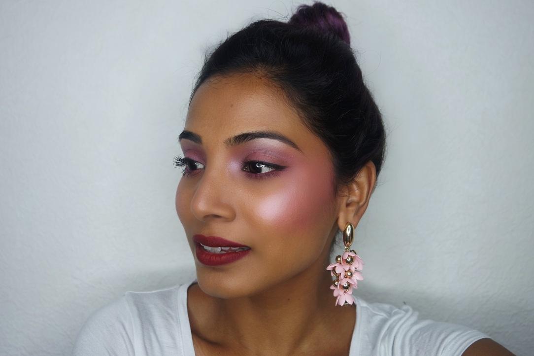 Wearable version of RIHANNA's Met Gala 2017 makeup look.