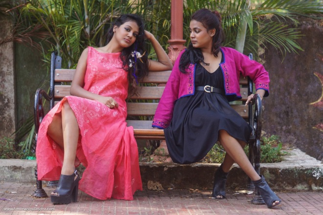 Sunieta Narayana Fashion x Chai and Lipstick