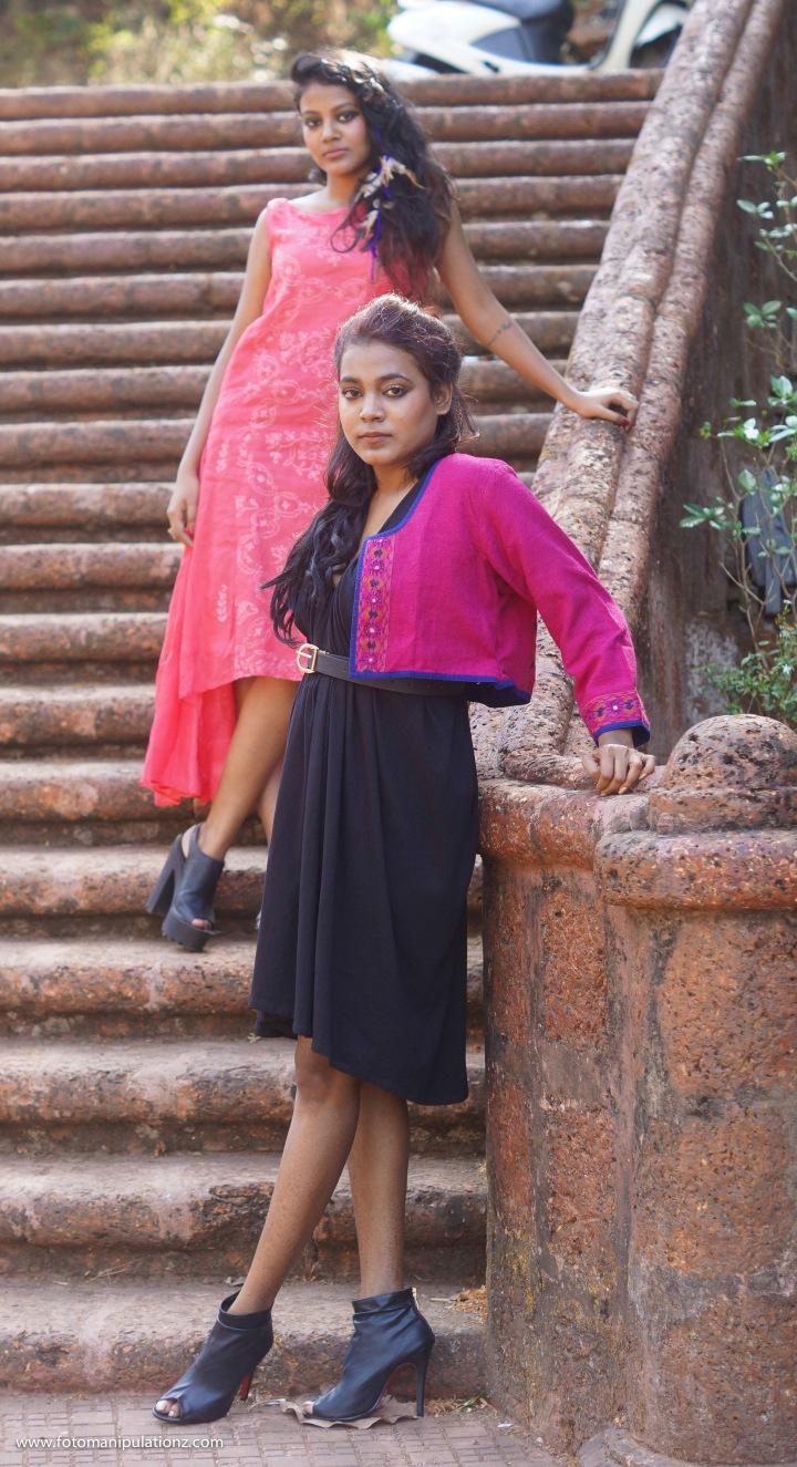 Sunieta Narayana Fashion x Chai and Lipstick