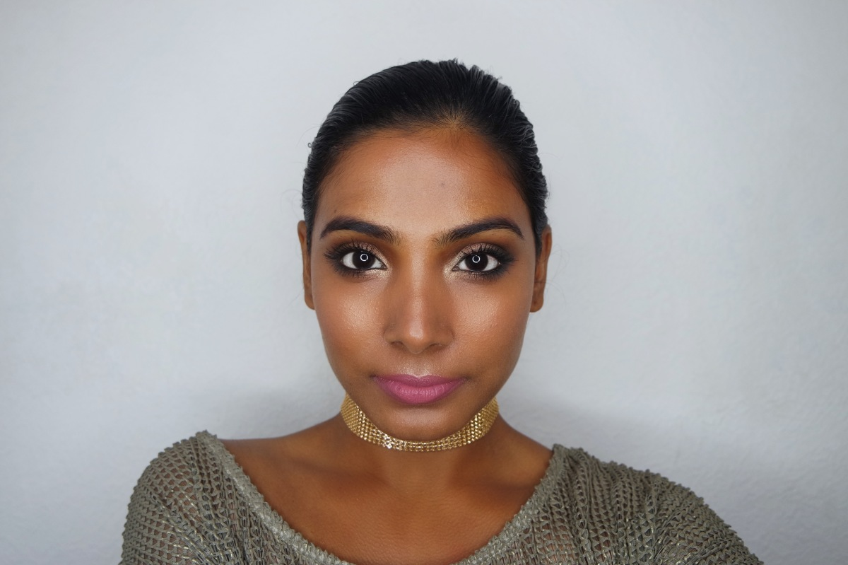 Bronzy Gold Makeup in 3 easy steps!