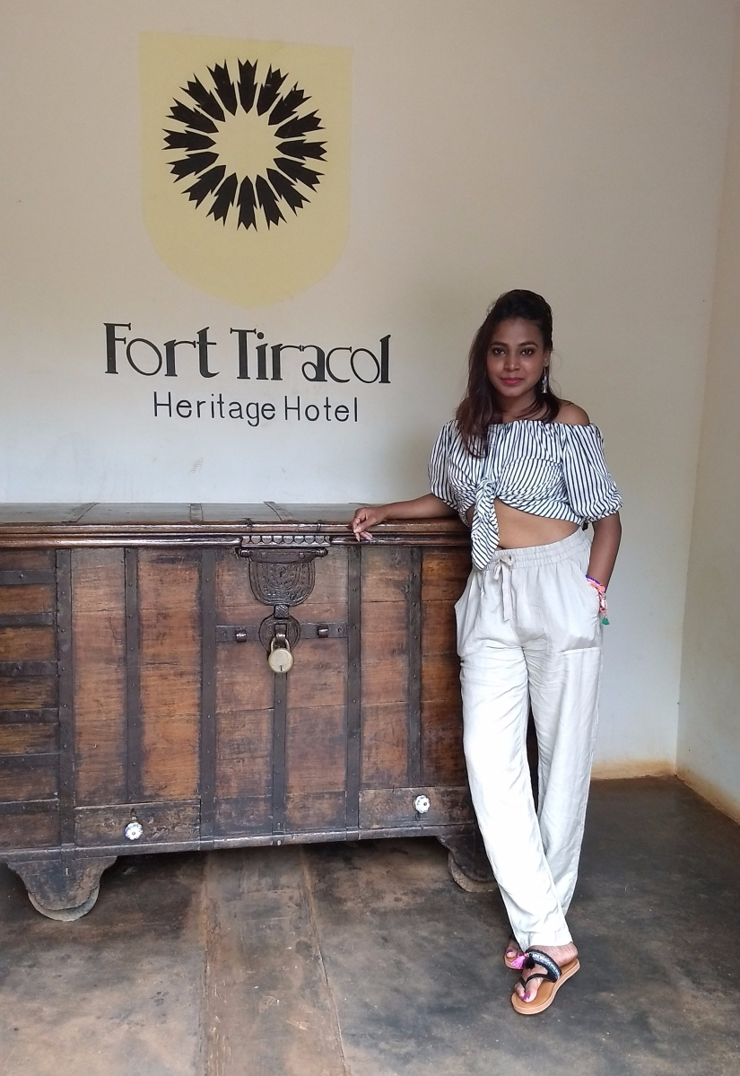 The perfect Goan getaway: Fort Tiracol Heritage Hotel