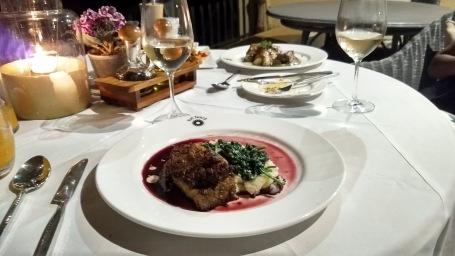 Tavern restaraunt Fort Tiracol Heritage Hotel Goa