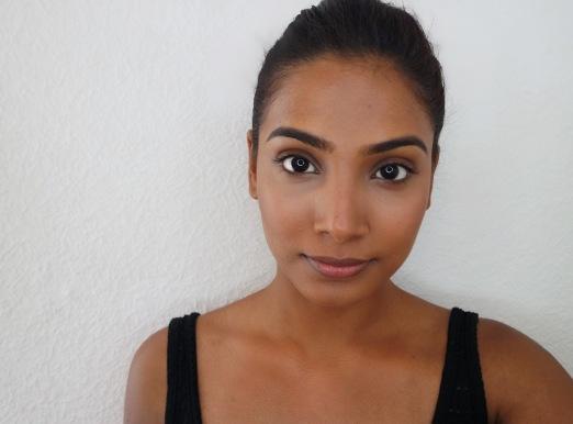 Purple and Grey makeup tutorial - Chai & Lipstick
