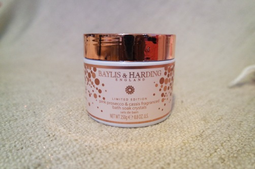 Bath Salts Baylis & Harding