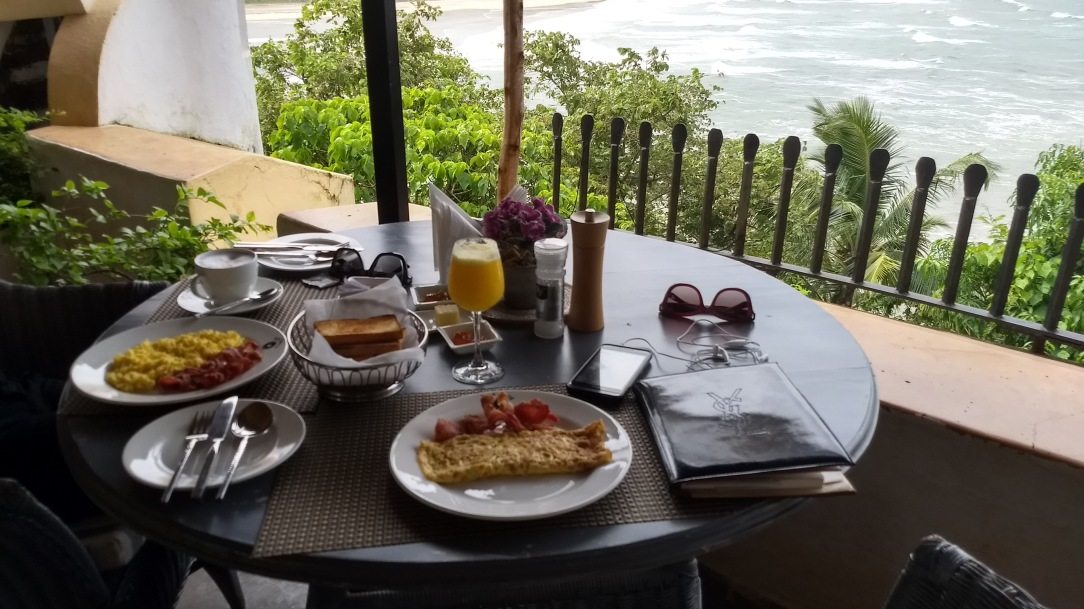 Chai and Lipstick at Fort Tiracol Heritage Hotel Goa