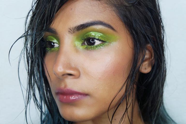 Chai & Lipstick -Makeup Tutorial