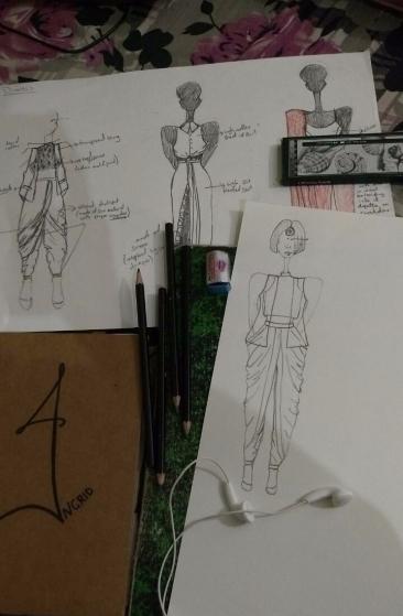 kunbi saree goa designer
