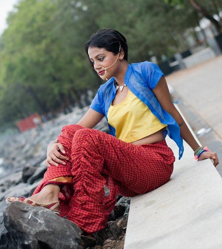 Traditional Exhuberance: my Diwali OOTD!