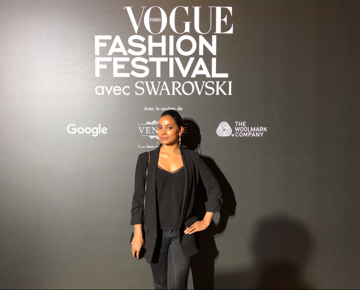 Vogue Fashion Festival Paris 2017