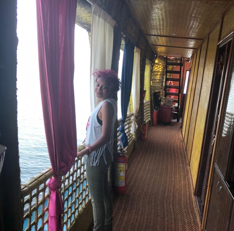 Houseboat Floating Paradise Goa