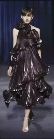 givenchy ruffles - Chai & Lipstick Paris Fashion Week