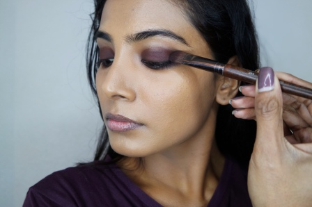 Easy Glam Makeup - Chai & Lipstick