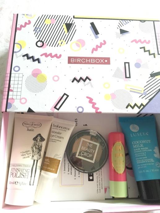 birchbox feb 2018 - cHai & Lipstick