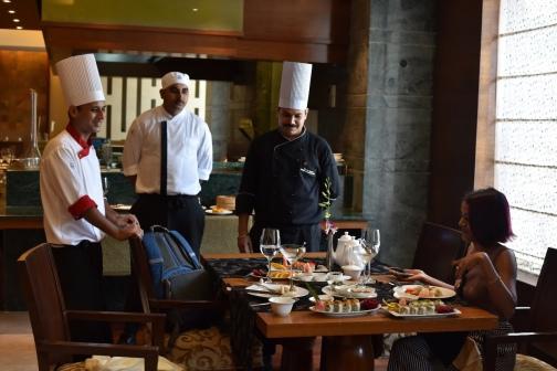 chai & lipstick food blogger Goa - Taj vivanta