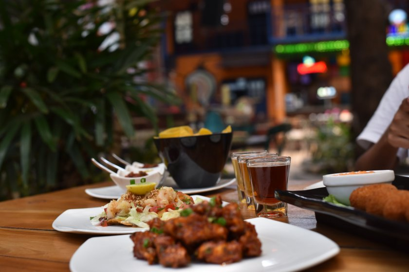 food review - Habanero Goa