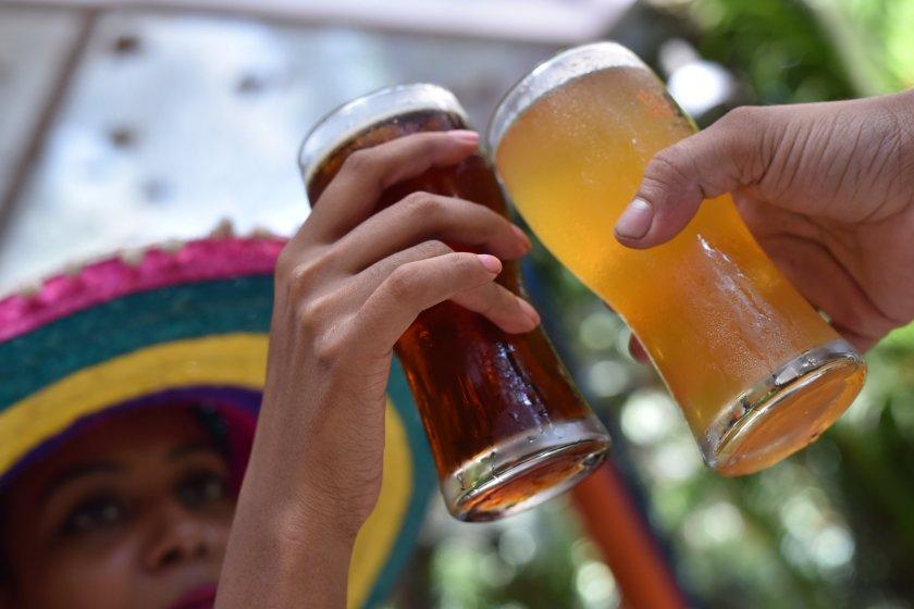 susegado beers at Habanero Goa