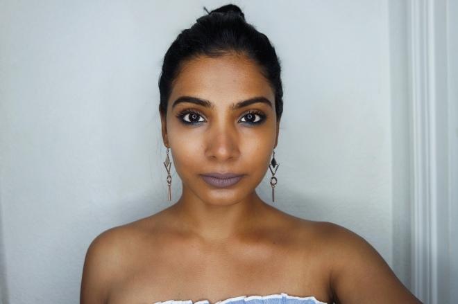 Glitzy Palette Review - Chai & Lipstick