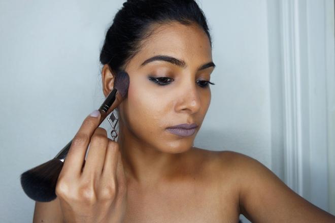 Glitzy Palette MAKEUP FOR EVER Review - Chai & Lipstick