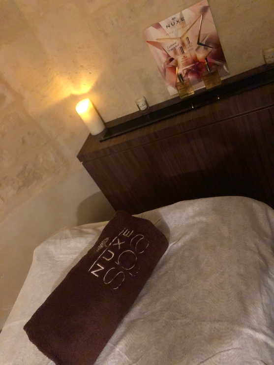spa nuxe hotel de nell review