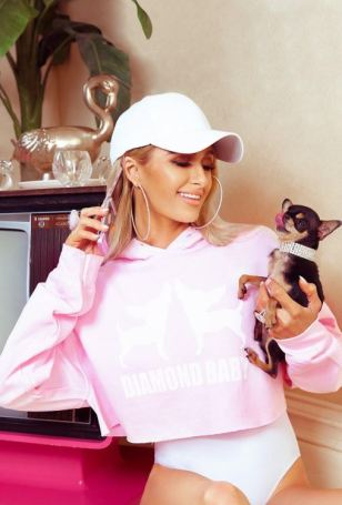 paris hilton boohoo collection best outfits