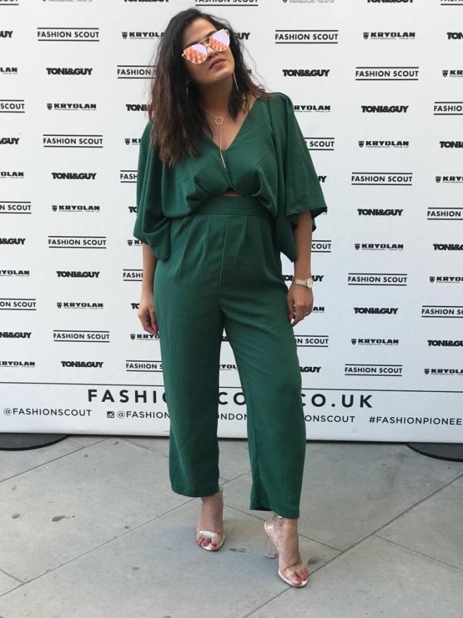 Chai & Lipstick at London fashion week SS19
